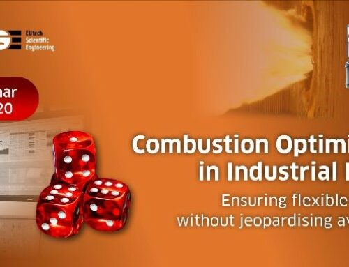 FREE webinar | Combustion optimisation in industrial boilers: don't just roll the dice; know exactly what you are doing